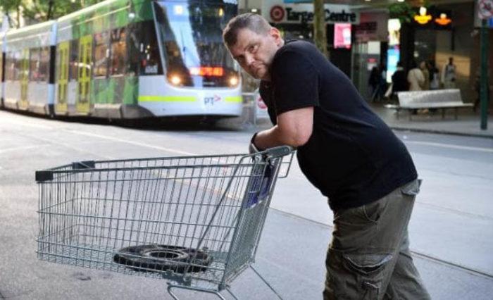 A képen: Michael Rogers | Kép:  Nicki Connolly. | Forrás: News Corp Australia