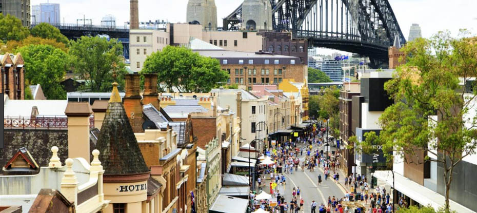 The Rocks Sydney | Studyfferently